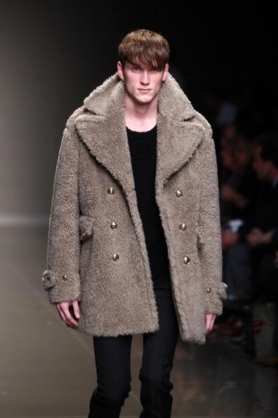 Мужская одежда 2010 года от Burberry