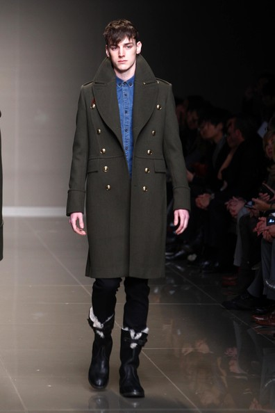 Мужская одежда Burberry 2010-2011