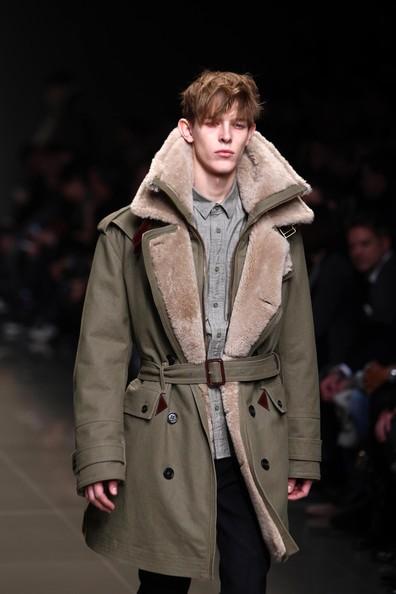 стильная мужская одежда 2010 2011 осень-зима года