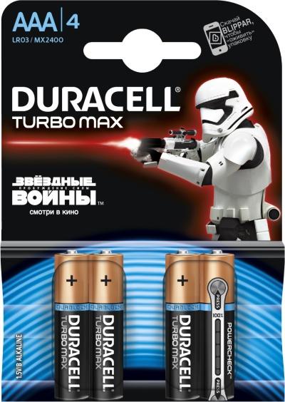 батарейки, Duracell