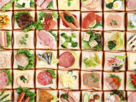 Бутерброды сендвичи