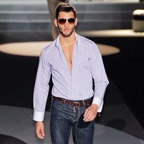 мужская мода, коллекции весна лето 2014, Милан