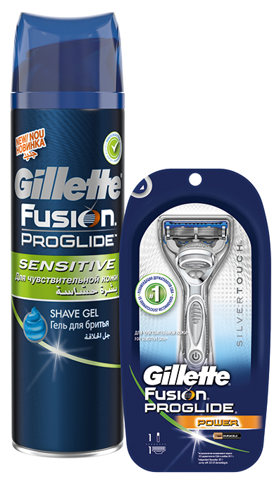 уход, бритье, Усик, Gillette