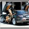 Автомобили голливудских звезд