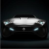Jaguar XKX, родстер, концепт, авто, мужской журнал