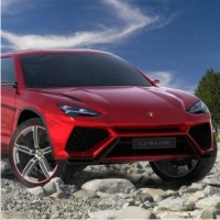 кросовер, Lamborghini Urus, авто журнал