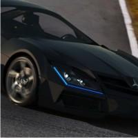 Mercedes, концепт SF1, фото, стиль, дизайн, суперкар, авто, мужской, журнал, джентли
