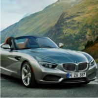 Zagato, новый родстер, авто BMW