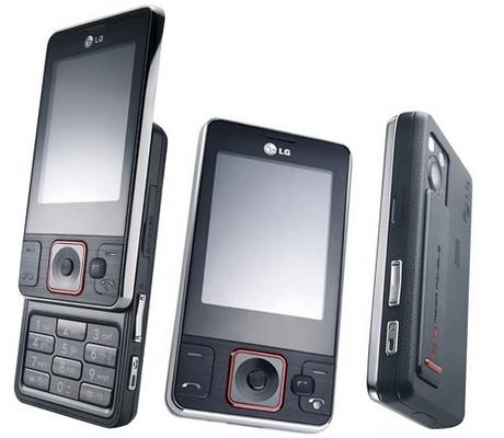 Телефон LG KC550