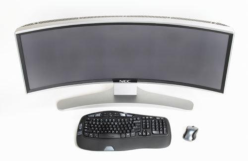 монитор NEC CRV43