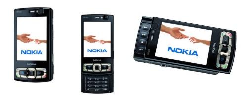 Самые популярные мобильные телефоны - Нокиа ( NOKIA )