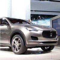 лучшие автомобили, мотор-шоу, 2012, Детройт, Maserati Kubang, Mercedes-Benz SL, Audi Q3
