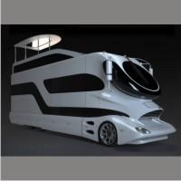 дом на колесах, люкс, особняк, авто, EleMMent PALAZZO, Marchi Mobile