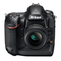 зеркальная фотокамера, Nikon, D4, фото, Full HD, видео, фокусировка, объектив, обзор