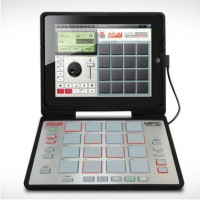 музыкальный контроллер, iPad, MPC FLY Akai, девайс, хай тек, айпад, музыка, семпл, микшер, журнал