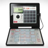 музыкальный контроллер, iPad, MPC FLY Akai, девайс, хай тек, айпад, музыка, семпл, микшер, журнал