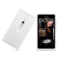 Nokia, белый смартфон, Lumia 800, андроид, windows, оптика, телефон