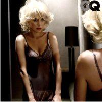 Мишель Уильямс, фото, журнал GQ, мужской журнал, девушки, фото