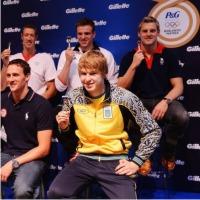 олимпийцы, Андрей Говоров, Gillette, Семейный дом P&G
