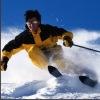 Спорт: зимние забавы